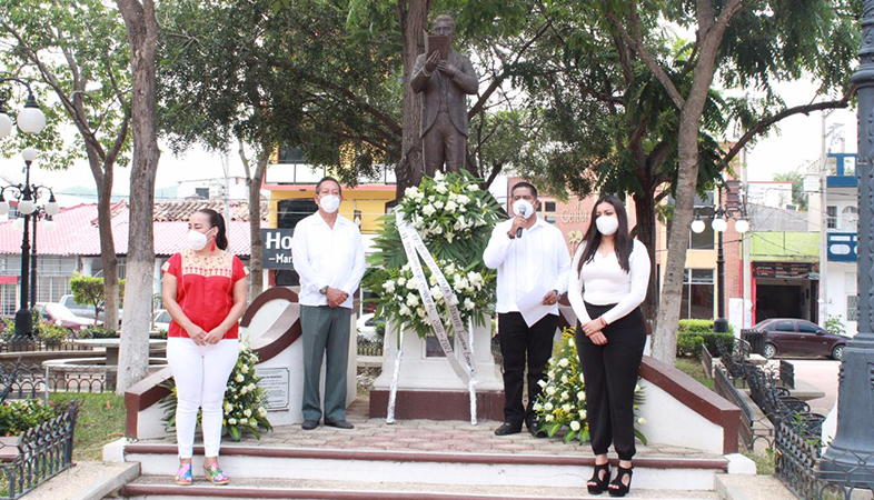 Gobierno De Cintalapa Conmemora Al Poeta Del Pueblo